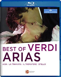 Best of Verdi Arias (Blu-ray Disc)