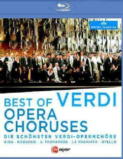 Best of Verdi Opera Choruses (Blu-ray Disc)