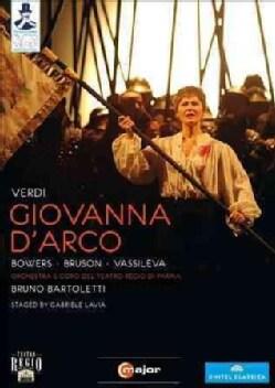 Verdi: Giovanna D'Arco (DVD)