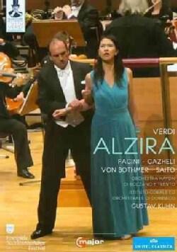 Verdi: Alzira (DVD)