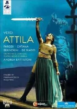 Verdi: Attila (DVD)