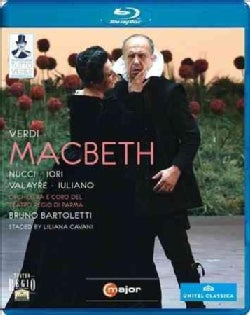 Verdi: Macbeth (Blu-ray Disc)