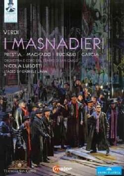 Verdi: I Masnadieri (DVD)
