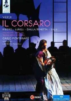 Verdi: Il Corsaro (DVD)