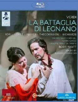 Verdi: La Battaglia Di Legnano (Blu-ray Disc)