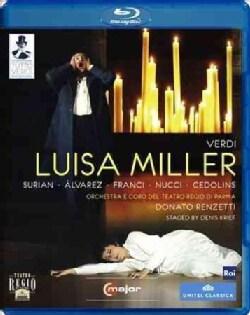 Verdi: Luisa Miller (Blu-ray Disc)