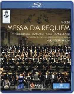 Verdi: Messa Da Requiem (Blu-ray Disc)