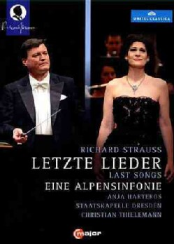 Strauss: Last Songs: An Alpine Symphony (DVD)
