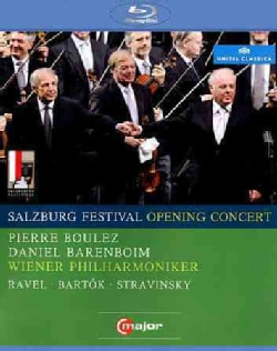 Salzburg Opening Concert 2008 (Blu-ray Disc)