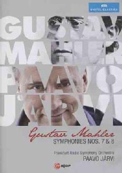 Mahler: Sympohonies Nos. 7 & 8 (DVD)