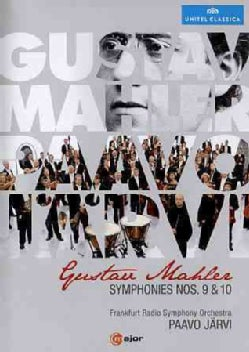 Mahler: Symphonies Nos. 9 & 10 (DVD)