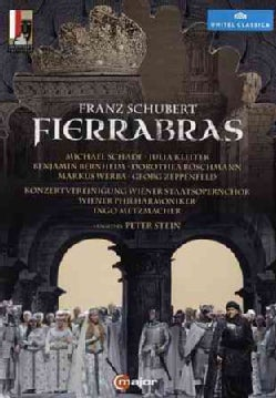 Schubert: Fierrabras (DVD)