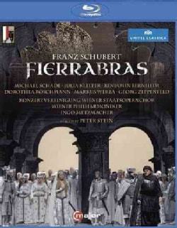 Schubert: Fierrabras (Blu-ray Disc)