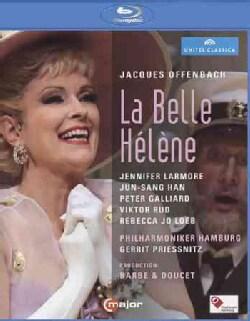 Offenbach: La Belle Helene (Blu-ray Disc)