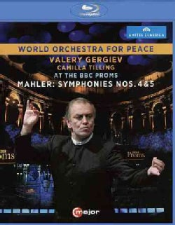 Mahler: World Orchestra for Peace (Blu-ray Disc)