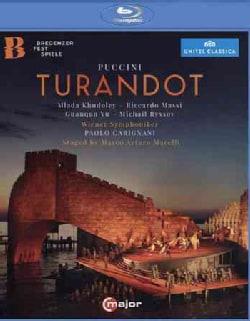 Puccini: Turandot (Blu-ray Disc)