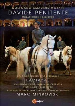 Mozart: Davide Penitente (DVD)