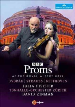 Julia Fischer at The BBC Proms (DVD)