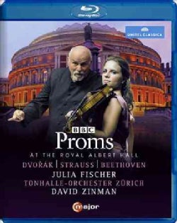 Julia Fischer at The BBC Proms (Blu-ray Disc)
