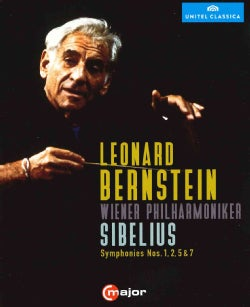 Leonard Bernstein Conducts Sibelius (Blu-ray Disc)