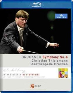 Bruckner: Symphony No. 4 (Blu-ray Disc)