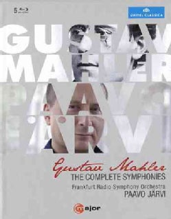 Mahler: The Complete Symphonies Nos. 1-10 (Blu-ray Disc)