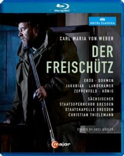 Von Weber: Der Freischutz (Blu-ray Disc)