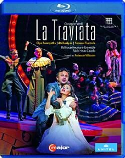 Verdi: La Traviata (Blu-ray Disc)
