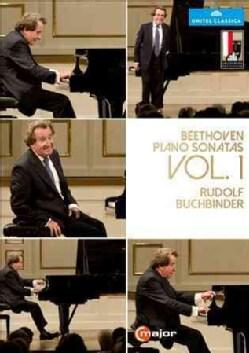 Beethoven: Piano Sonatas: Vol. 1 (DVD)