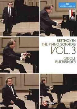 Beethoven: The Piano Sonatas: Vol. 3 (DVD)