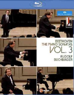 Beethoven: The Piano Sonatas: Vol. 3