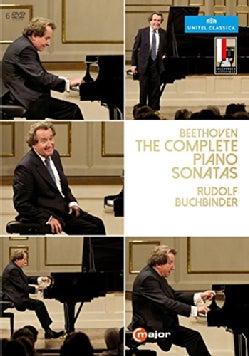 Beethoven: The Complete Piano Sonatas (DVD)