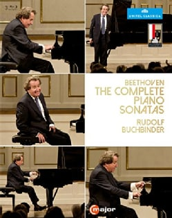Beethoven: The Complete Piano Sonatas (Blu-ray Disc)