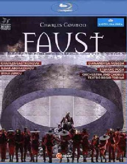 Gounod: Faust (Blu-ray Disc)