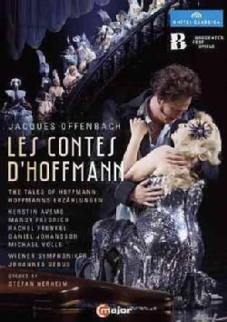 Offenbach: Les Contes D'Hoffmann (DVD)