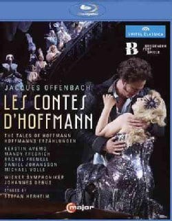 Offenbach: Les Contes D'Hoffmann (Blu-ray Disc)