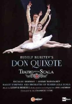 Minkus: Don Quixote (DVD)