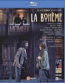 Puccini: La Boheme (Blu-ray Disc)