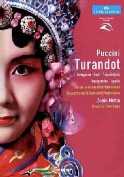 Puccini: Turandot (DVD)