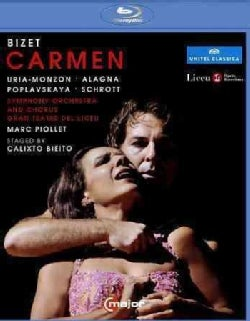 Bizet: Carmen (Blu-ray Disc)