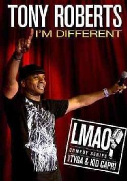 Tony Roberts: I'm Different (DVD)