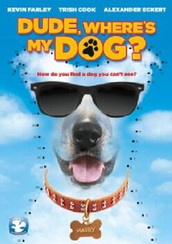 Dude, Where's My Dog? (DVD)