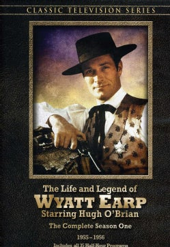The Life and Legend of Wyatt Earp (DVD)