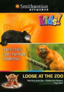 Smithsonian Channel: Loose at the Zoo (DVD)