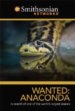 Wanted Anaconda (DVD)