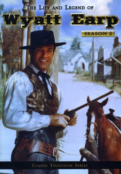 The Life and Legend of Wyatt Earp: Season 2 (DVD)