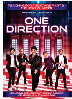One Direction: Reaching for the Stars: Part 2 (DVD)