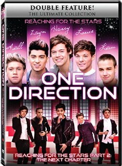 One Direction: Reaching for the Stars Collection (DVD)