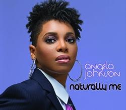 Angela Johnson - Naturally Me