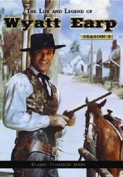 The Life And Legend Of Wyatt Earp: Season 3 (DVD)